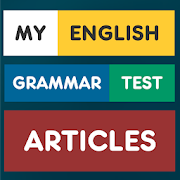 My English Grammar Test: Articles - PRO