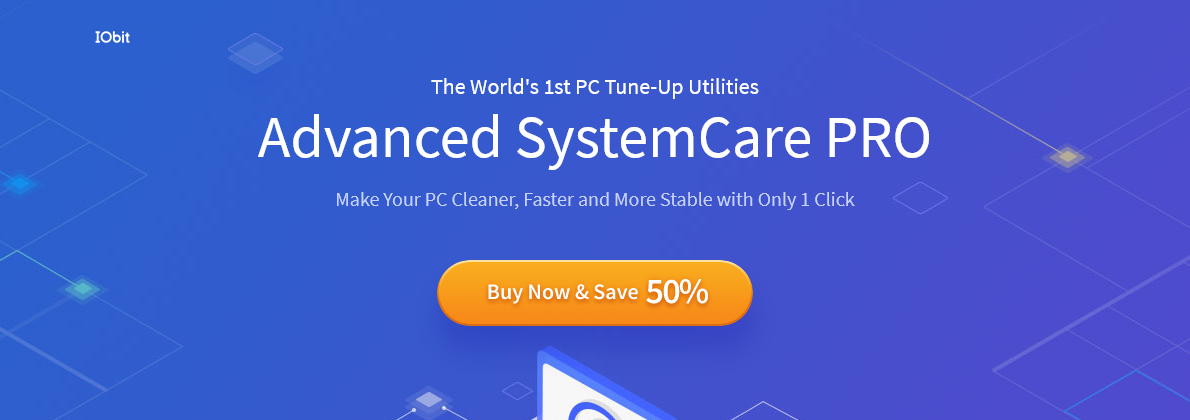 Make Your PC Cleaner, Faster and More Stable with Only 1 Click