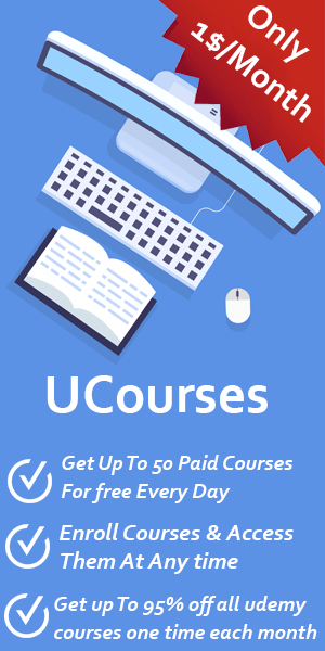 Ucourses : Get Udemy Premium Courses For Free
