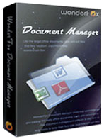 30% OFF WonderFox Document Manager