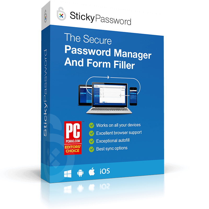 50% OFF Sticky Password Premium