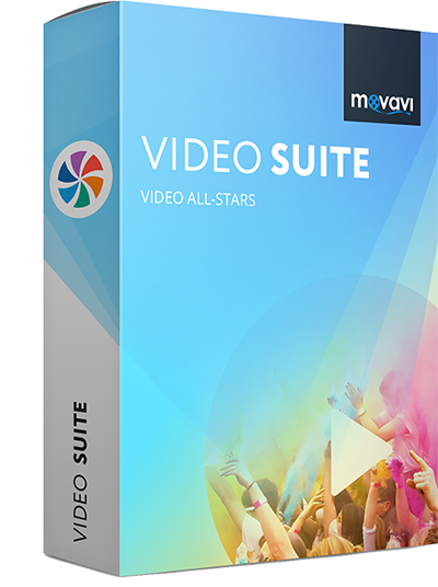 15% OFF Movavi Video Suite