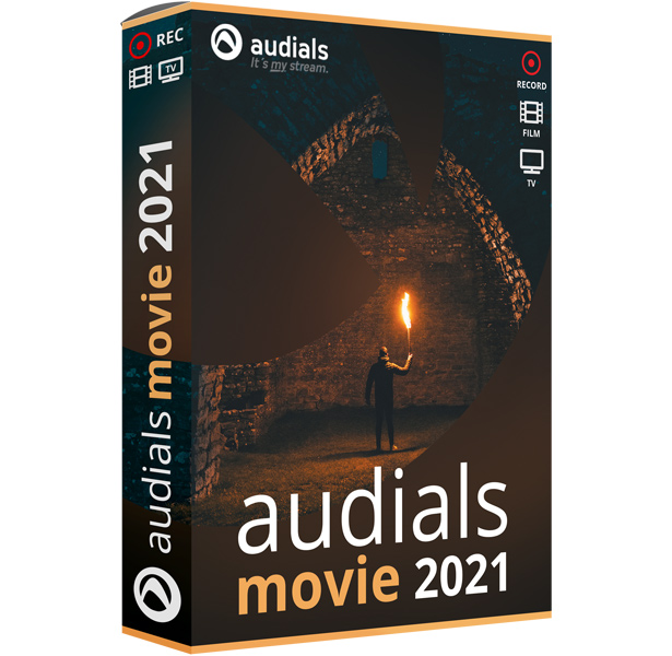 50% OFF Audials Movie 2021