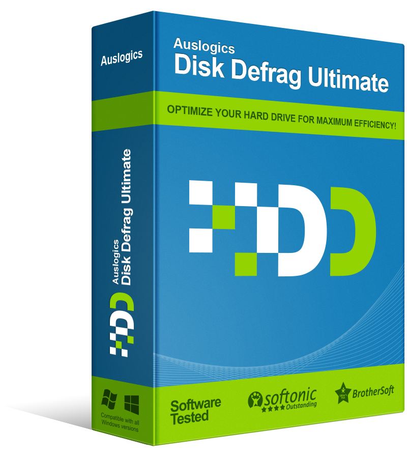 20% OFF Auslogics Disk Defrag Ultimate
