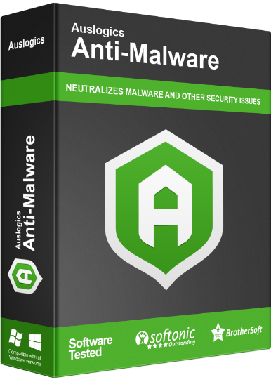 20% OFF Auslogics Anti-Malware