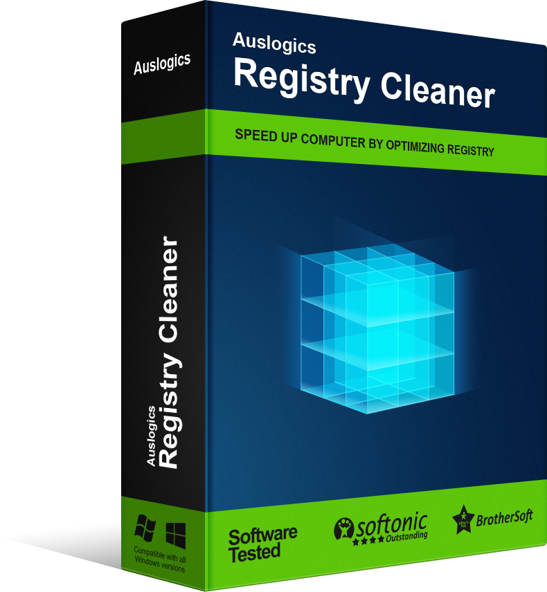 20% OFF Auslogics Registry Cleaner