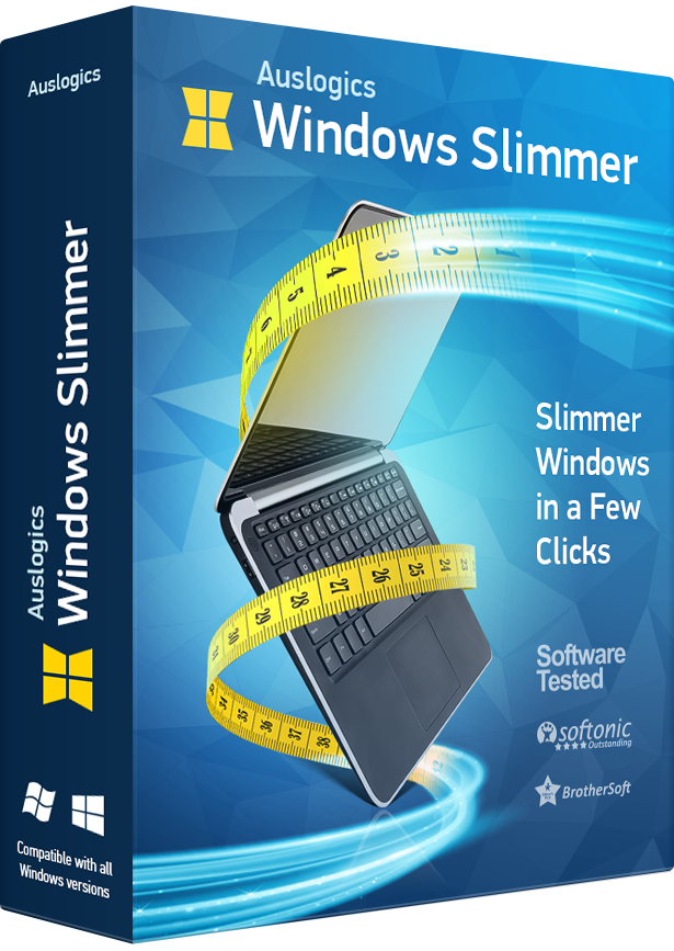 20% OFF Auslogics Windows Slimmer