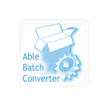 Giveaway : Able Batch Image Converter v3.20.2.17