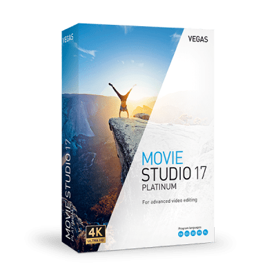 Giveaway : VEGAS Movie Studio 17