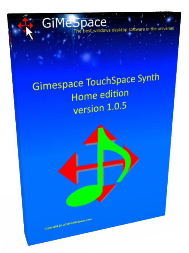Giveaway : GiMeSpace TouchSpace Synth