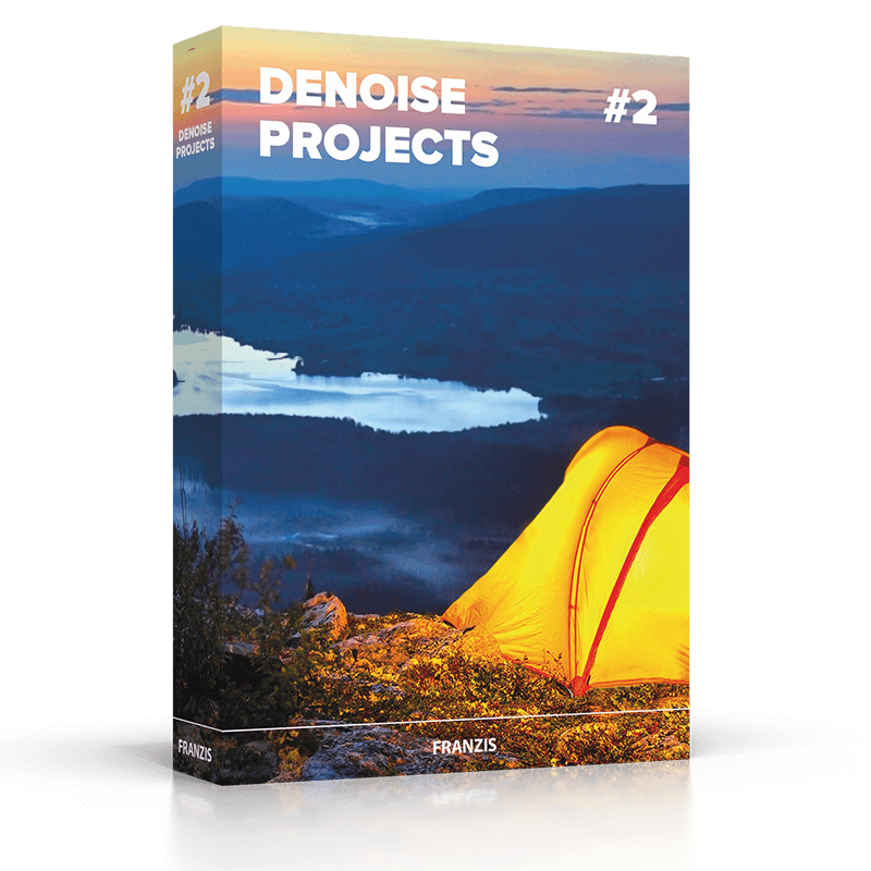 Giveaway : DENOISE projects Standard