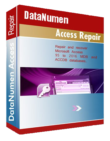 Giveaway : DataNumen Access Repair