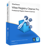 Giveaway : Wise Registry Cleaner Pro 10.27