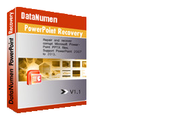 Giveaway : DataNumen PowerPoint Recovery