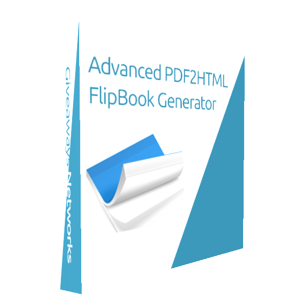 Advanced PDF2HTML FlipBook Generator
