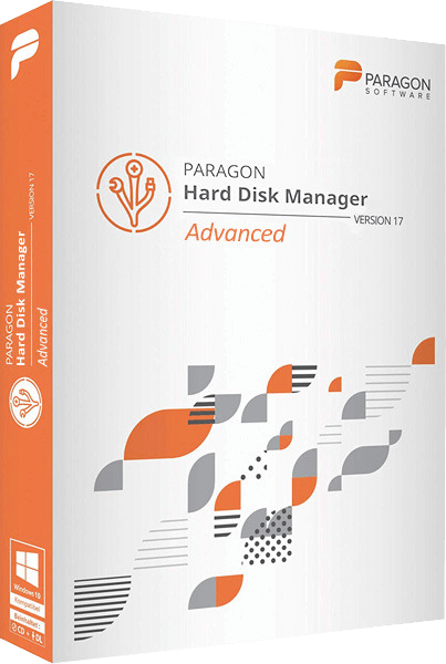 Paragon Hard Disk Manager