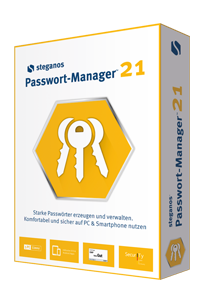 Steganos Password Manager
