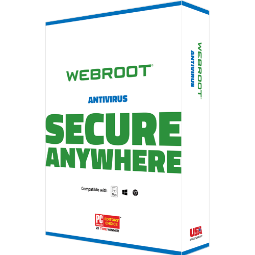 Webroot SecureAnywhere®